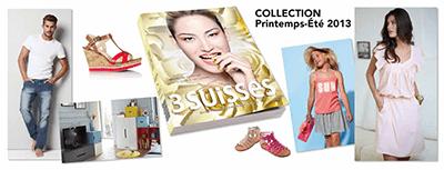 3 Suisses - Collection Printemps-Été 2013