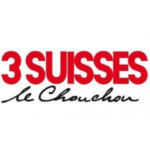 Le logo des 3 Suisses