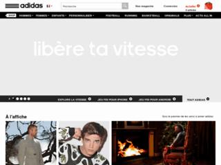 Adidas digital e shop - Tout les site de vente en ligne ...
