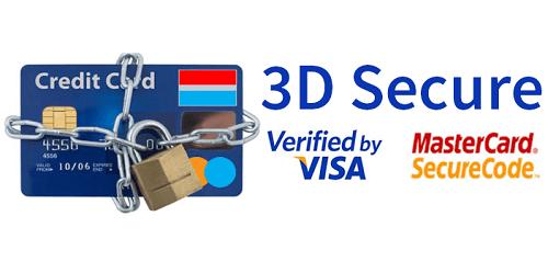 acheter en ligne conseil 3D SECURE