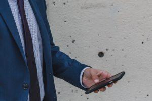 regler son automobile depuis son smartphone