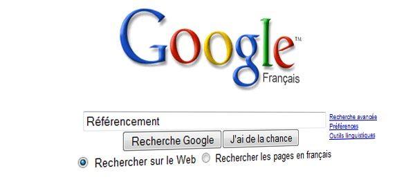 Un référencement Google efficace