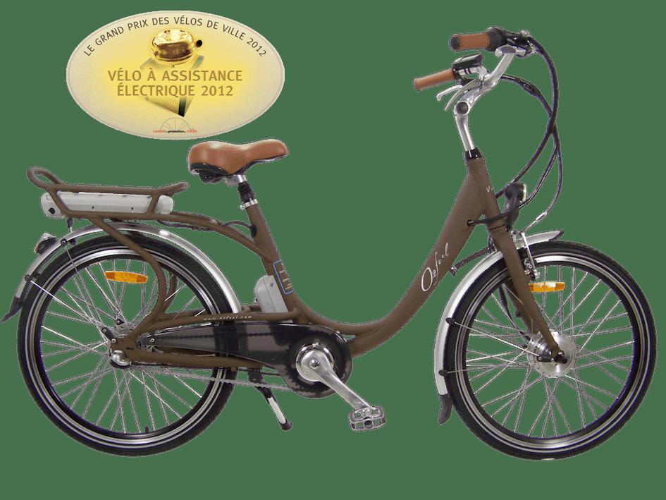 Découvrez les petits vélos électriques d'O2feel