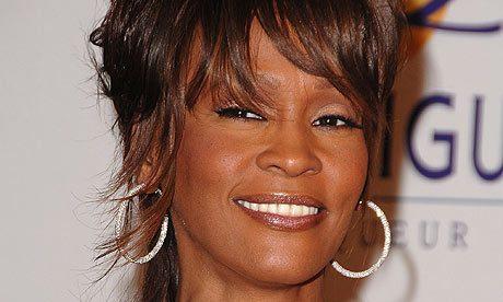 Whitney Houston vient de perdre la vie