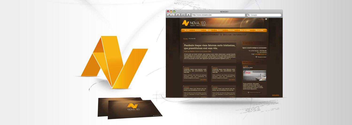 Novazeo, agence communication aix en provence