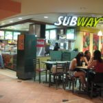 Les restaurants Subway à Paris