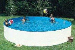 Choisissez la piscine hors sol en métal pour cet été