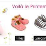Chaussures pour enfants, où les trouver?