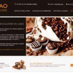 Commandez de luxueux chocolats en quelques clics