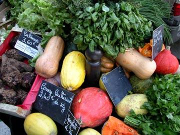 Constat en 2012 les produits bio sont de plus en plus appréciés