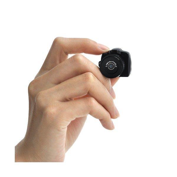 Profiter des meilleurs éléments pour sa caméra espion