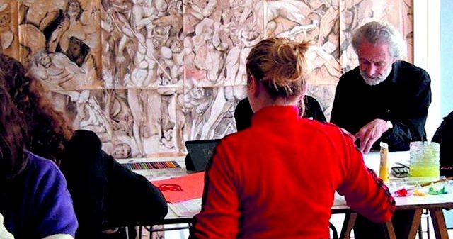 L'école Autograf permet d'accéder au monde des arts appliqués