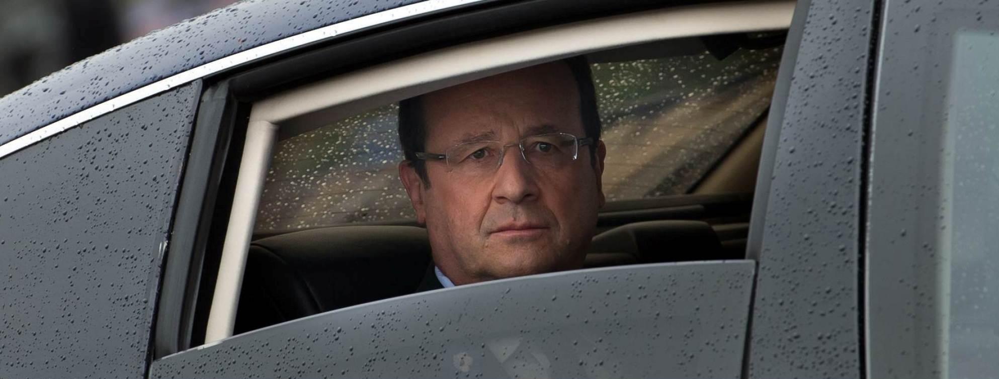 La majorité des Français désapprouve l'action de François Hollande