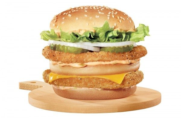 Burger Big Chicken