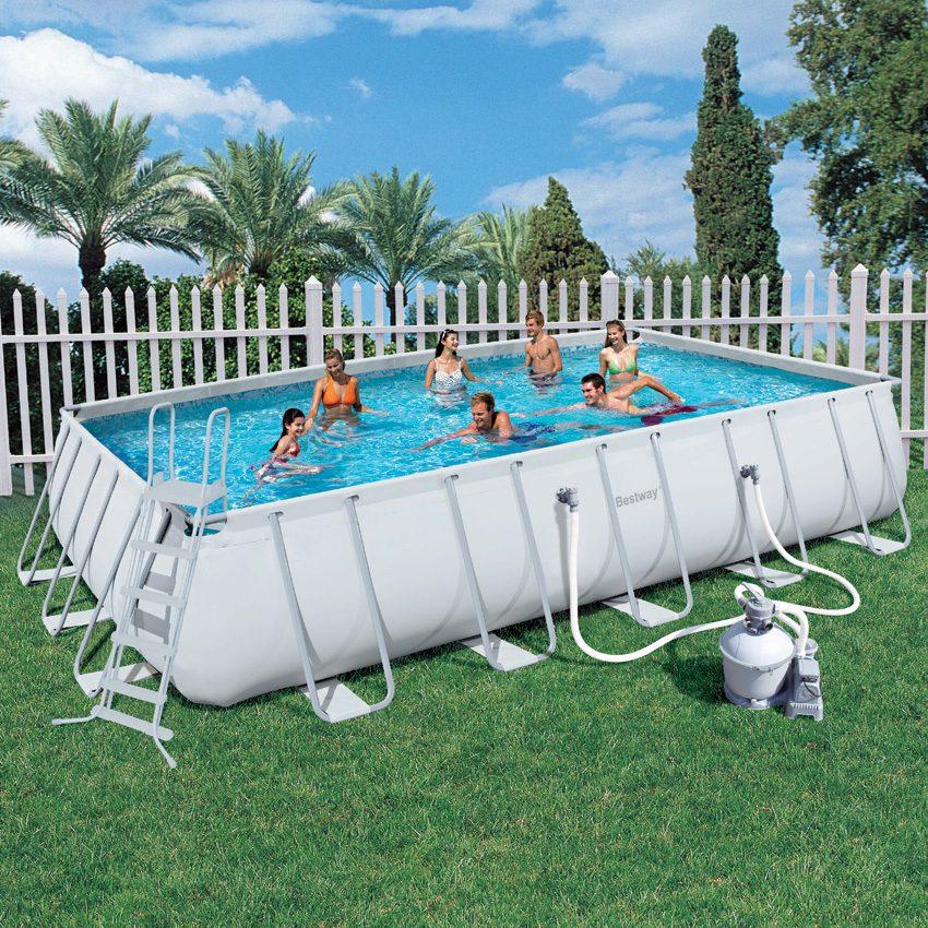 La piscine tubulaire saura combler vos étés