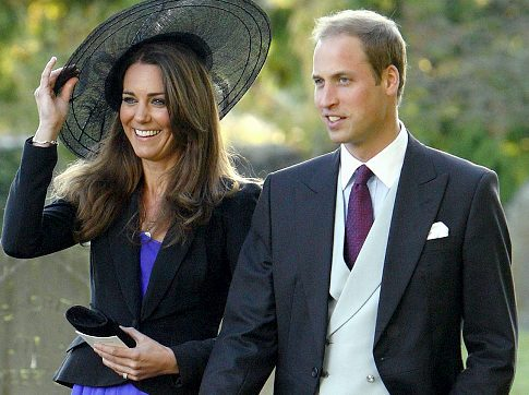 Britain's Prince William and  Kate Middleton leave the wedding of their friends Harry Mead and Rosie Bradford in the village of Northleach, Gloucestershire,  England  Saturday Oct. 23, 2010. Royal watchers, gossip columnists and biographers have all named 2011 as the year  William will finally tie the knot with longtime girlfriend Kate Middleton, but the prince himself refuses to be drawn. (AP Photo/Chris Ison/PA) **  UNITED KINGDOM OUT NO SALES NO ARCHIVE  **   Original Filename: Britain Royals Prince William.JPEG-0b7fe.jpg