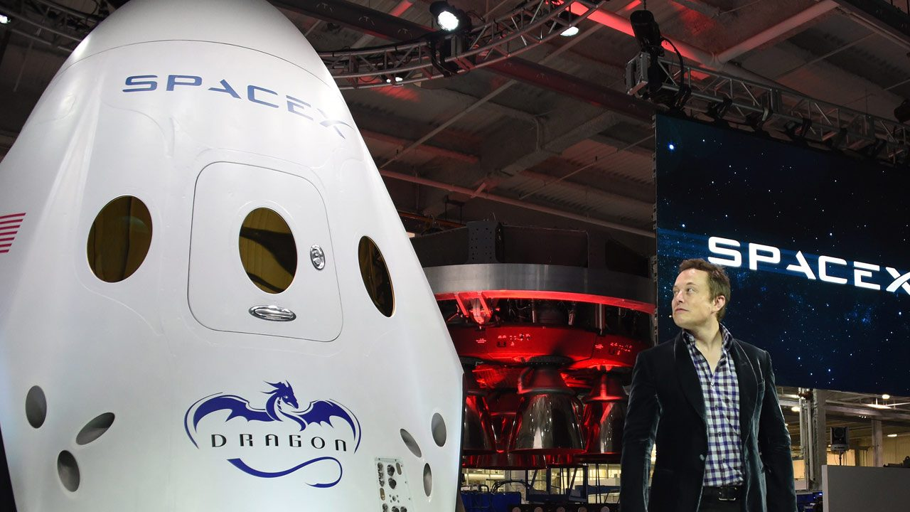 Space X, un exploit remarquable pour Elon Musk