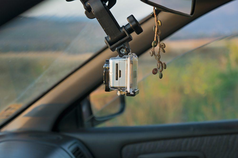Une mine d'accessoires GoPro
