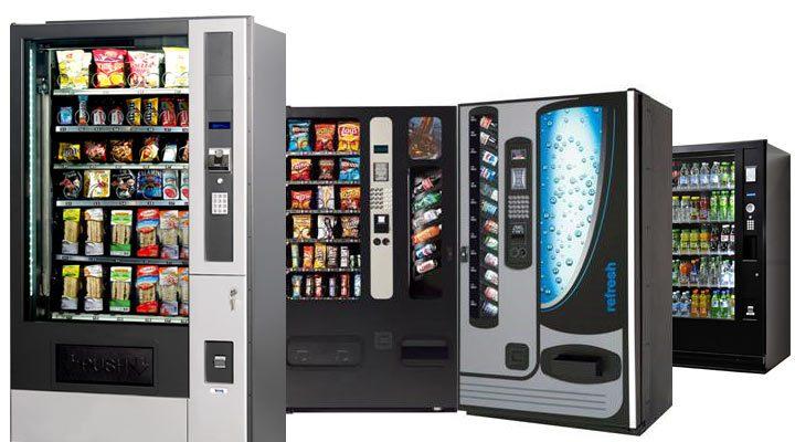 Installez des distributeurs automatiques qui acceptent les tickets restaurants