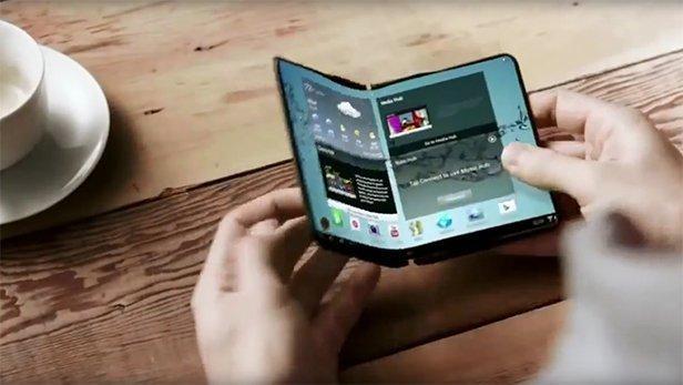 Galaxy X : le Smartphone pliable continue à faire parler de lui