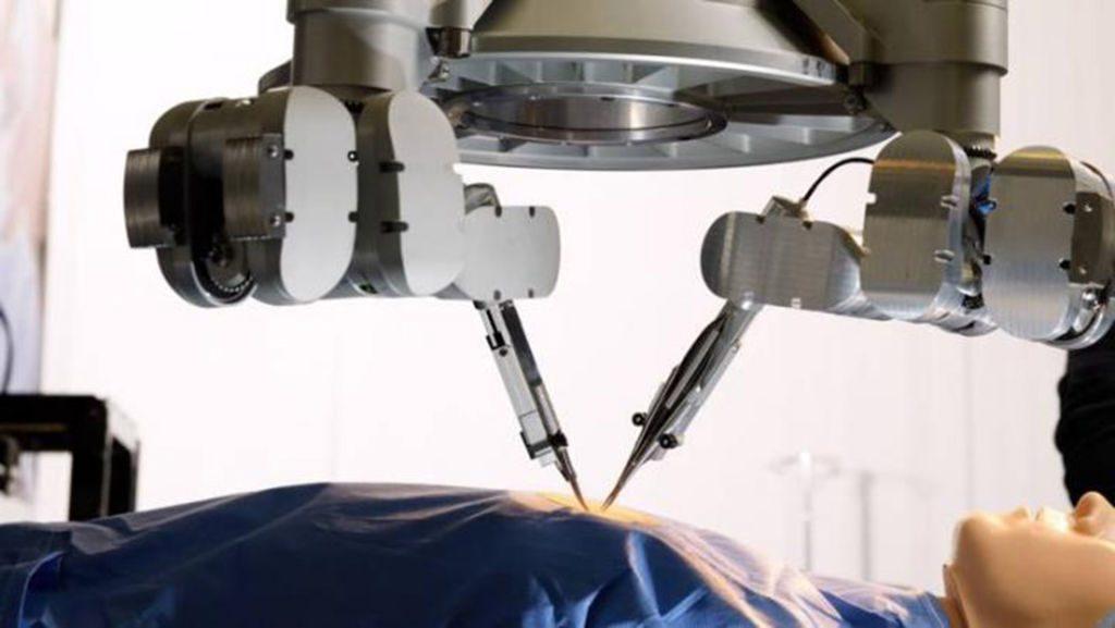 robot dentiste operationnel