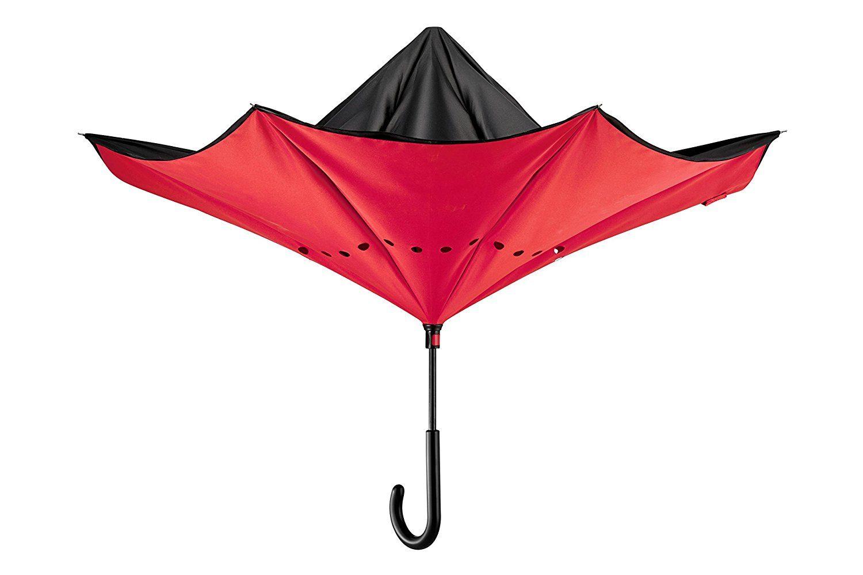 Découvrez ce parapluie révolutionnaire, vous allez l'adorer !