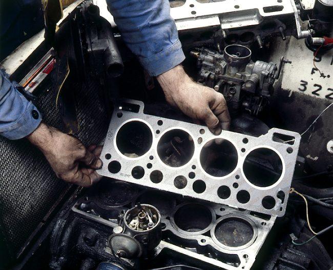 Problème de moteur? Parlons en