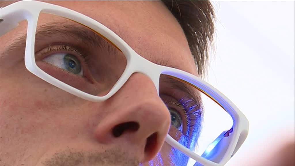 Ellcie Healthy, les lunettes qui vous empêchent de vous endormir au volant