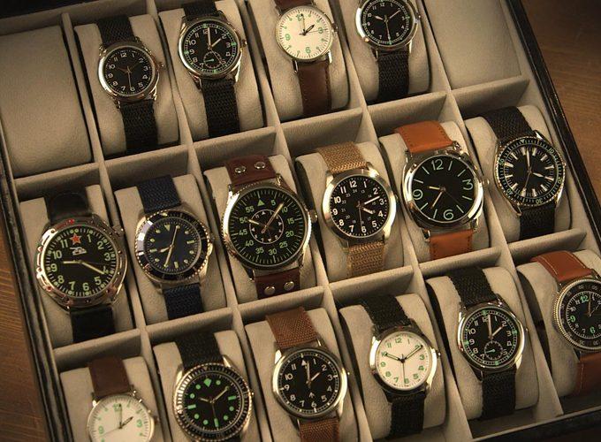 Conseils pour acheter une première montre de collection pour homme