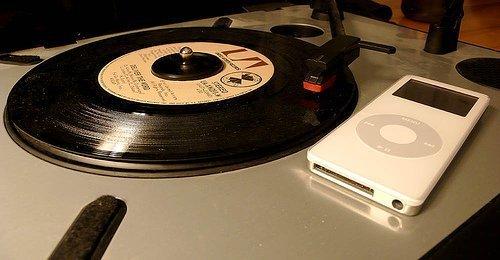 Vinyle vs numérique