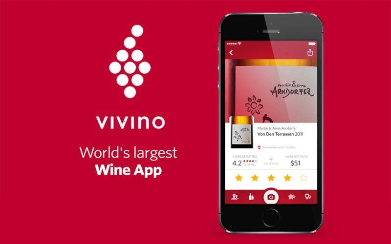 Vivino, l'appli par excellence pour passer le vin au rayon X