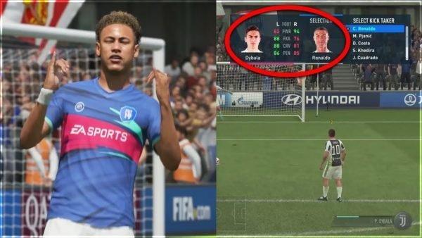 gameplay FIFA 19