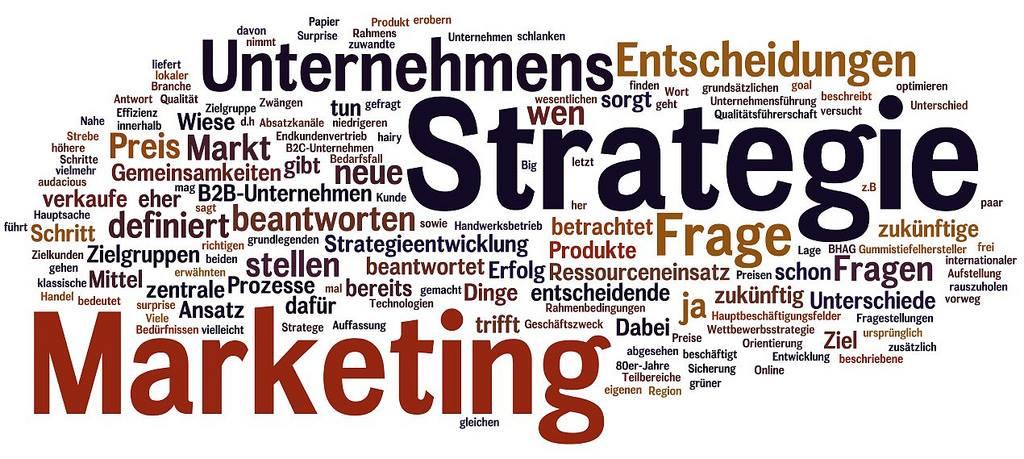 Définissez votre stratégie webmarketing