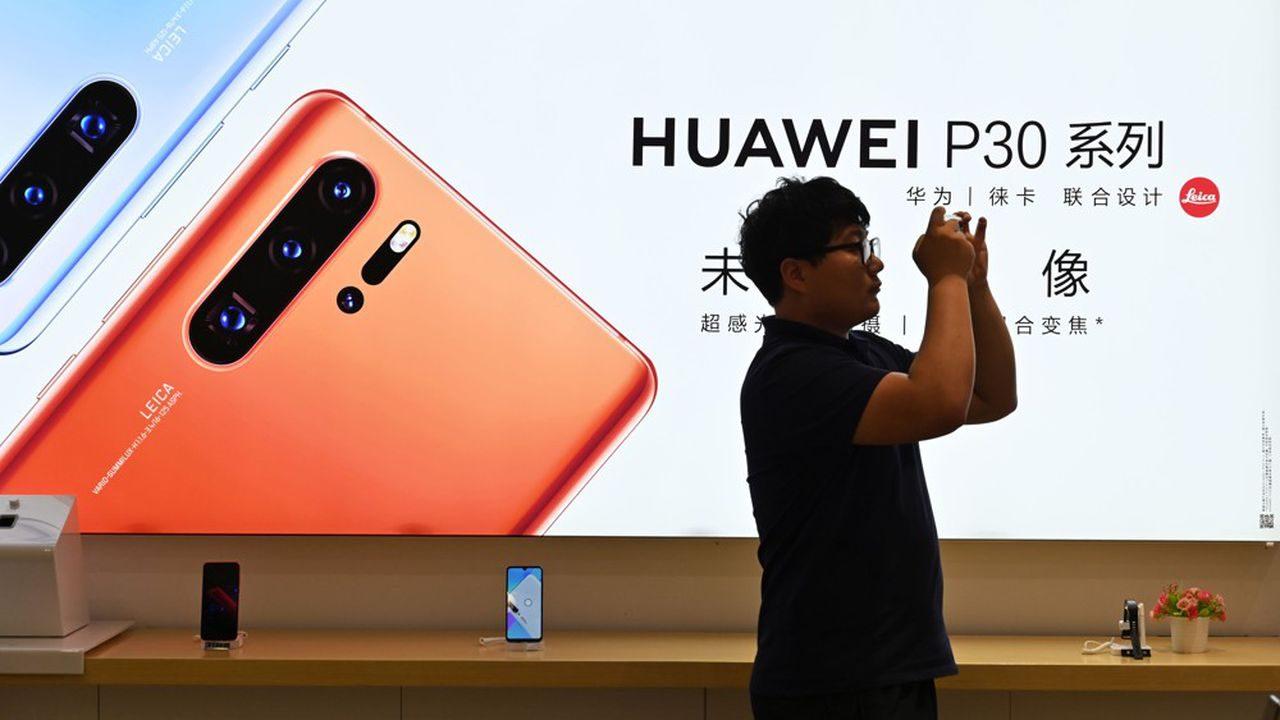 Huawei : la sanction américaine pénalise presque tous les partenaires