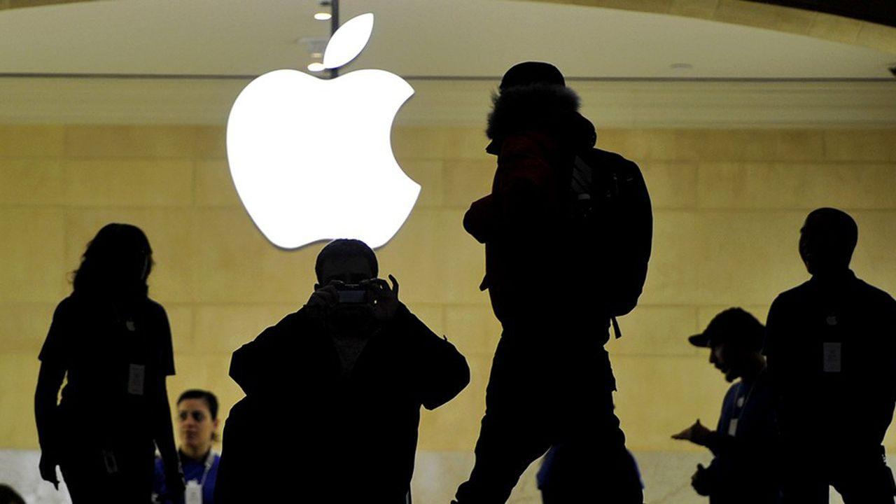 Apple, un éco système fermé